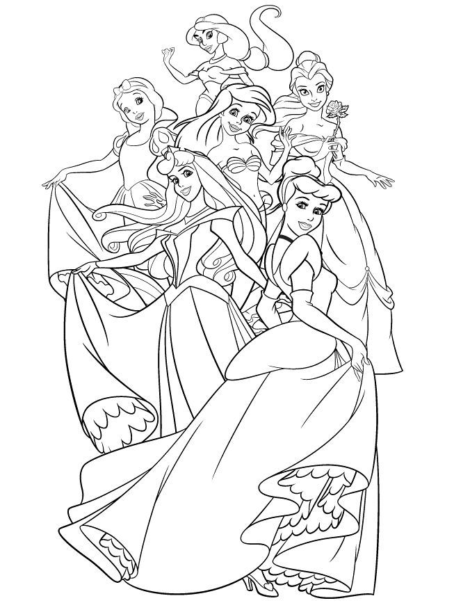 disney color pages free printable jasmine coloring pages for kids best color pages disney