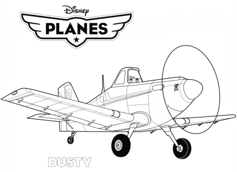 disney planes pictures to print disney planes dusty coloring page free printable disney pictures print planes to