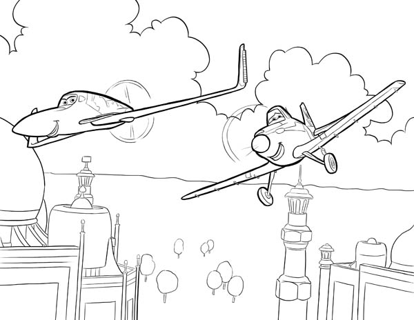 disney planes pictures to print ishani and dusty flying together in disney planes coloring disney pictures print planes to