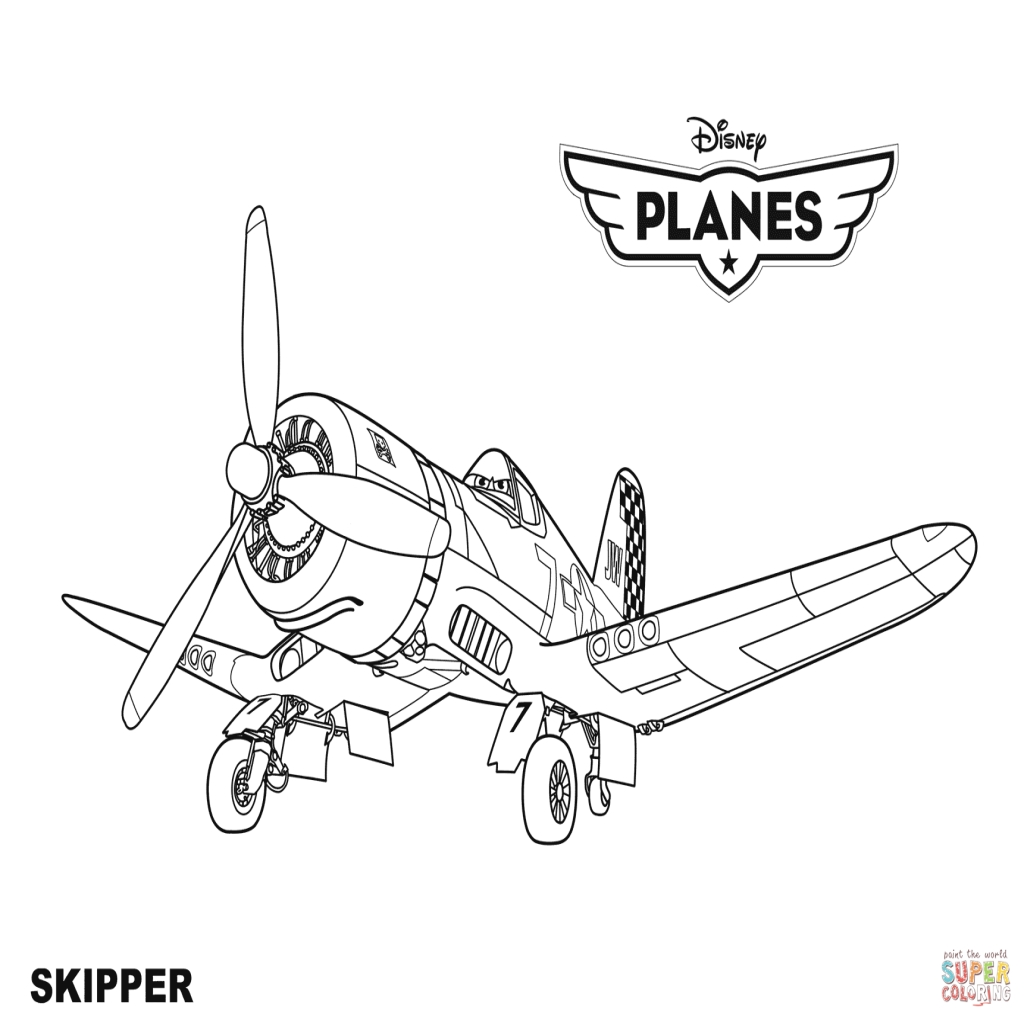 disney planes pictures to print skipper coloring pages at getcoloringscom free pictures to disney print planes