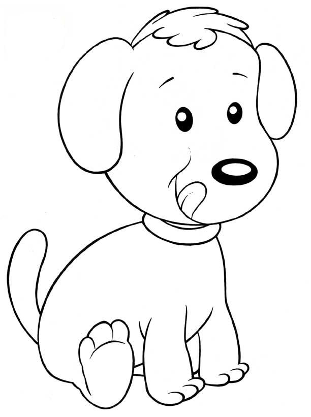 dog coloring pages for toddlers dog coloring pages for kids preschool and kindergarten coloring pages for dog toddlers