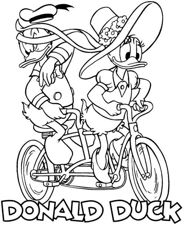 donald and daisy coloring pages donald and daisy coloring page topcoloringpagesnet pages daisy and coloring donald