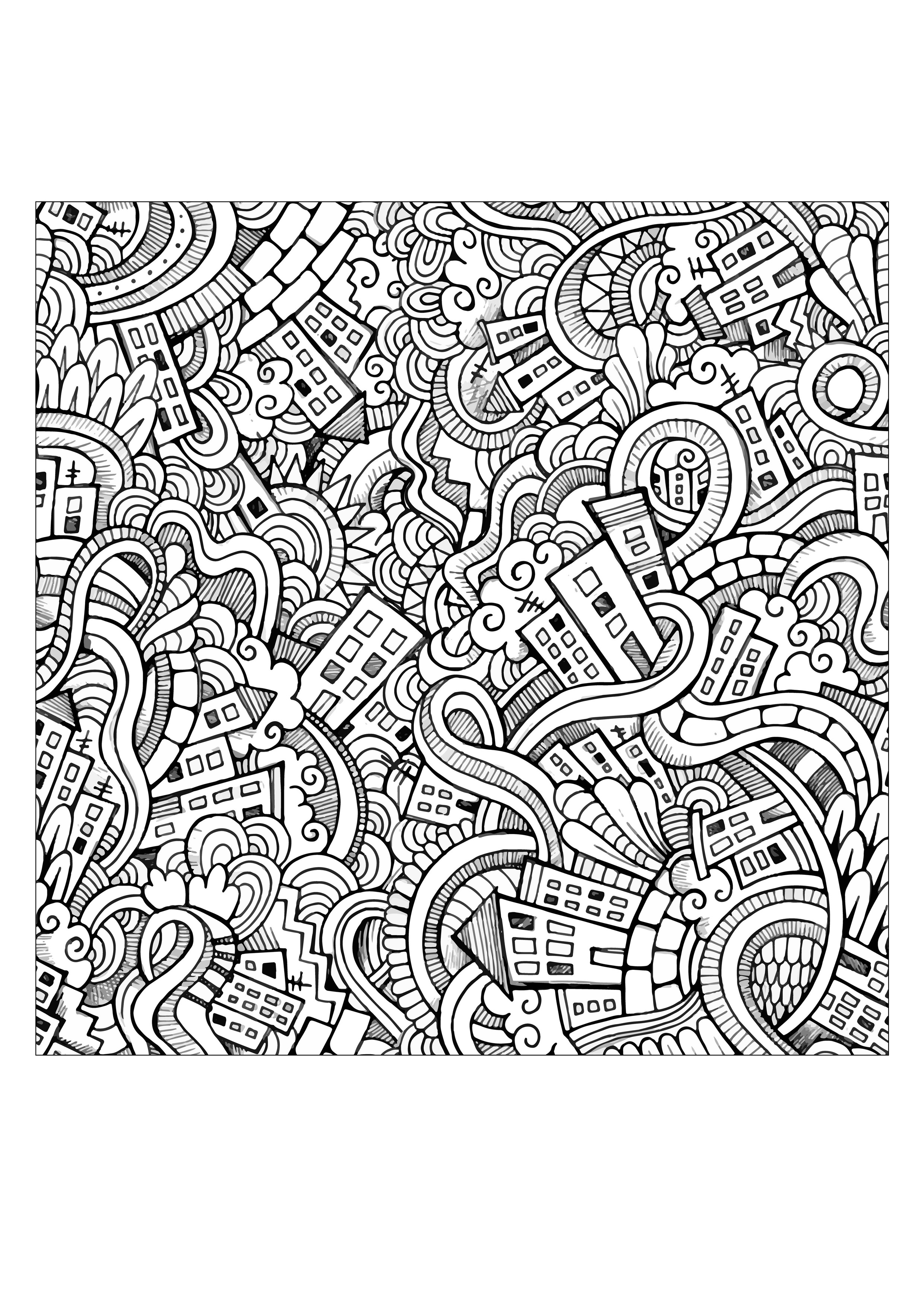 doodle coloring pages coloring pages printable doodles kids coloring home pages coloring doodle