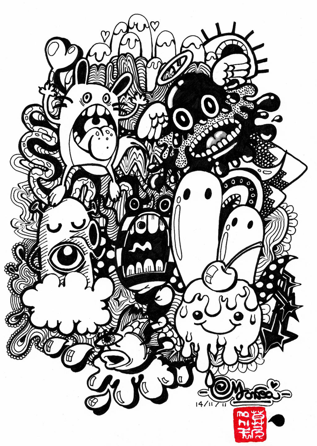 doodle pages doodle art free to color for kids doodle art kids pages doodle
