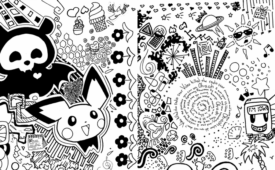 doodle pages doodle coloring pages by twisted tail thehungryjpegcom doodle pages
