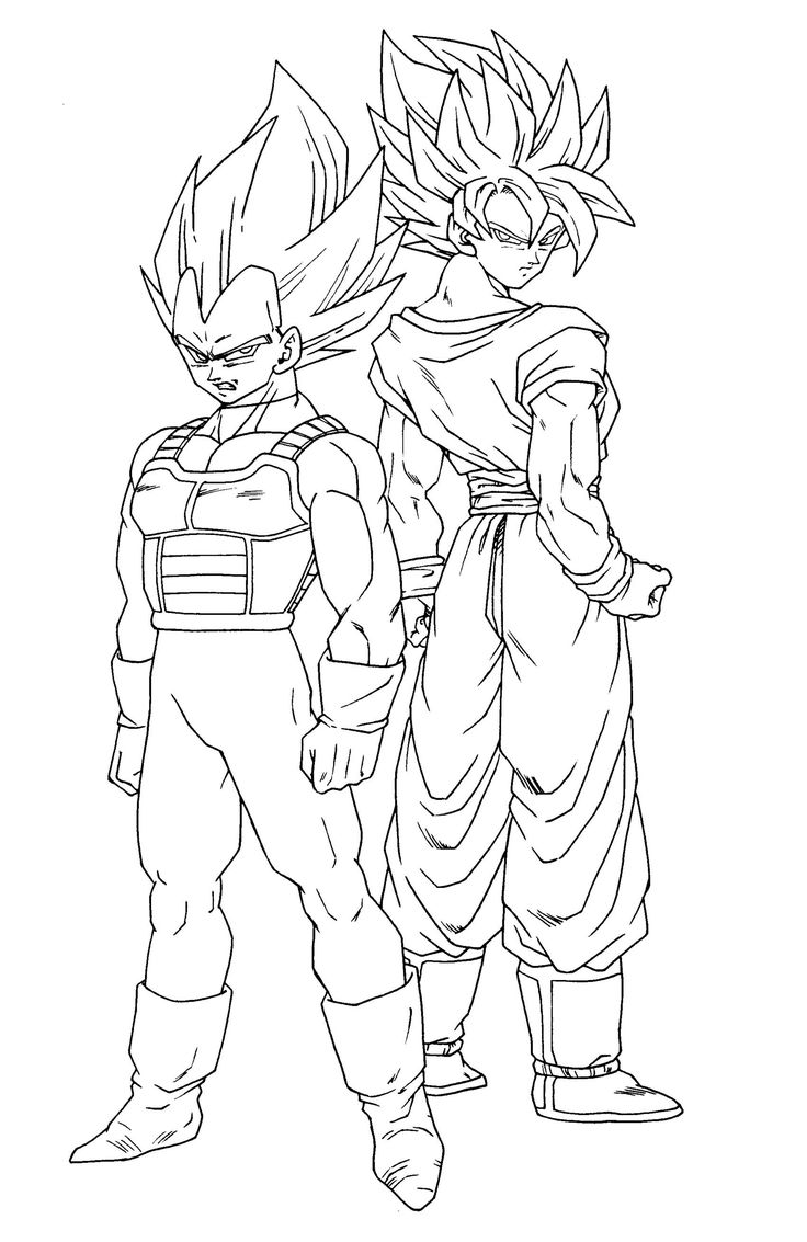 dragon ball gt coloring pages best coloring pages site ssj3 goku coloring pages ball pages dragon coloring gt