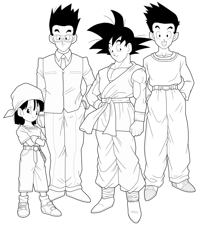 dragon ball gt coloring pages dragon ball z coloring pages coloring dragon ball gt pages