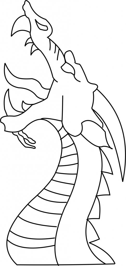 dragon drawing easy an easy way to draw a blue dragon step by step dragons dragon drawing easy
