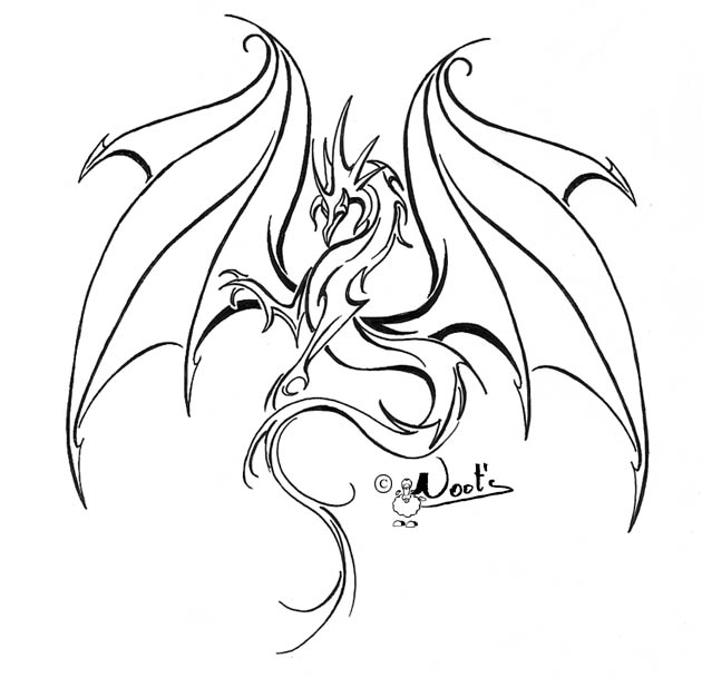 dragon drawing easy chinese dragon drawing easy at getdrawings free download drawing dragon easy