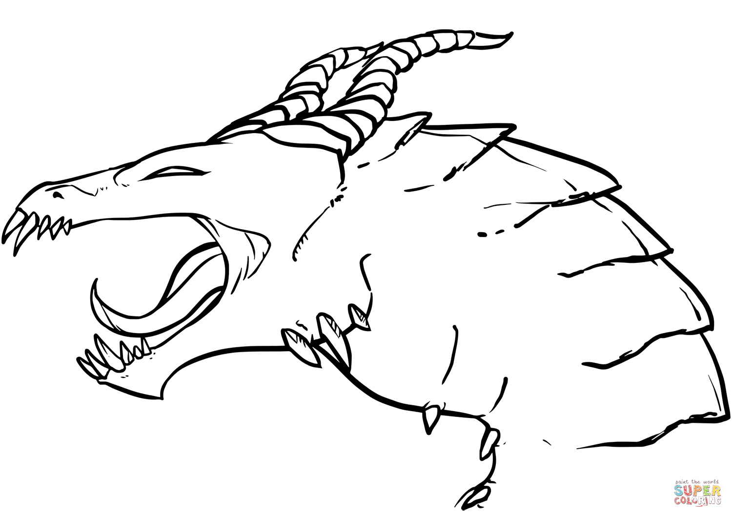 dragon head coloring page chinese new year dragon head coloring pages top coloring dragon coloring page head