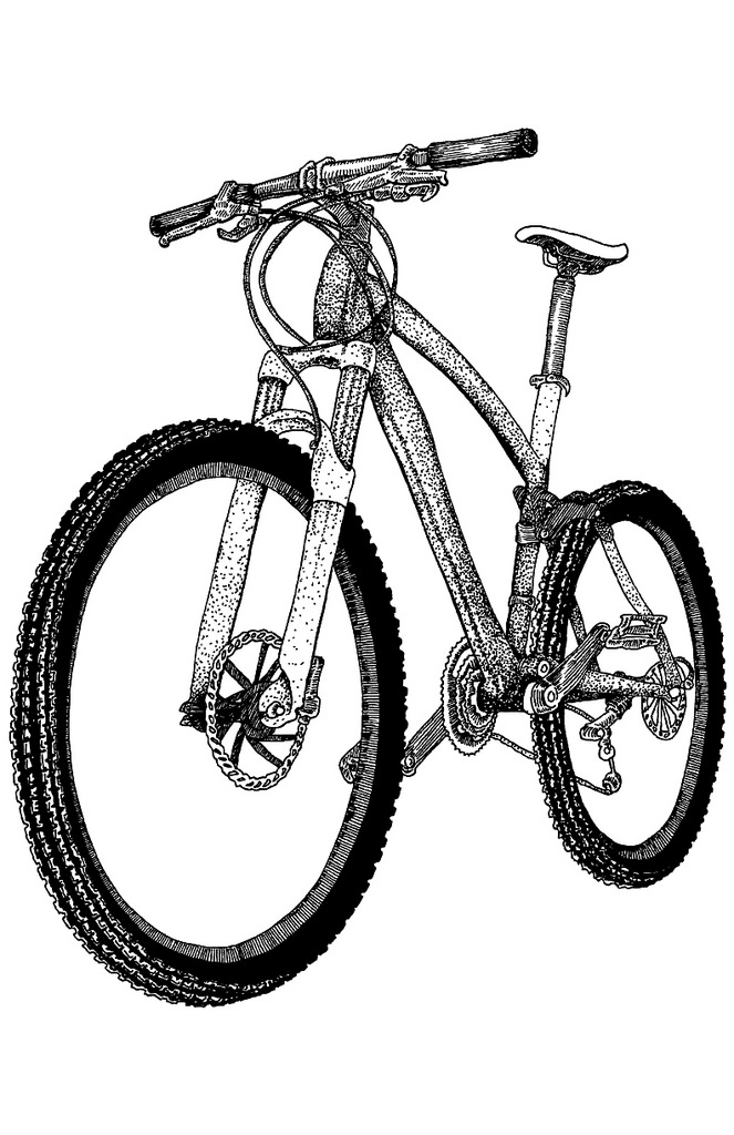 draw bike old bicycle drawing free download on clipartmag bike draw