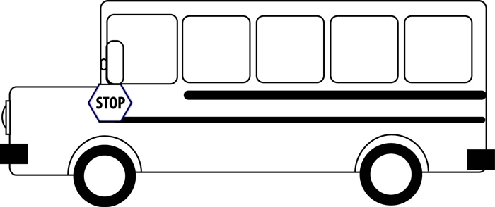 drawing of a bus bus drawing at getdrawings free download a bus of drawing
