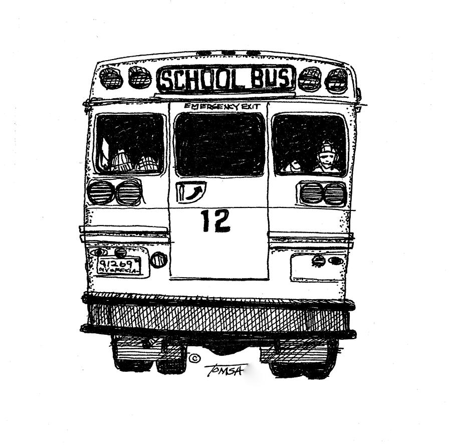 drawing of a bus bus drawing at getdrawings free download bus a of drawing