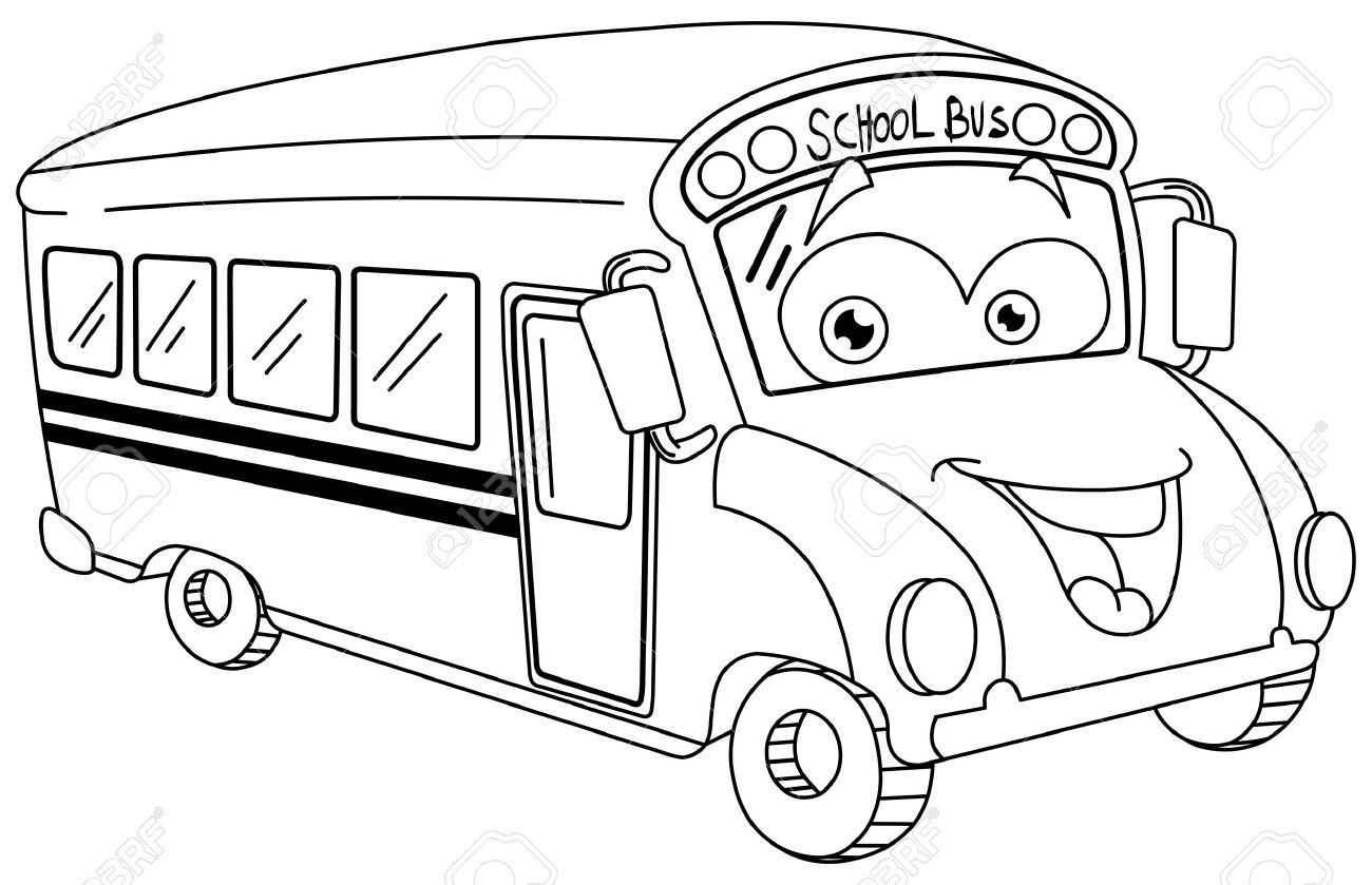 drawing of a bus bus drawing at getdrawings free download of drawing a bus