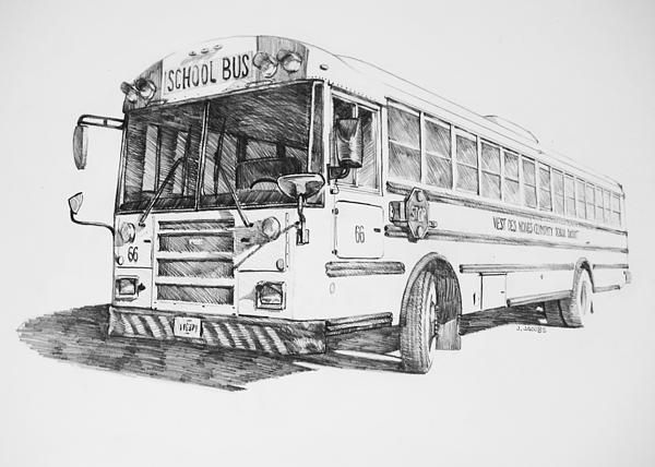 drawing of a bus school bus drawing at getdrawings free download of bus a drawing