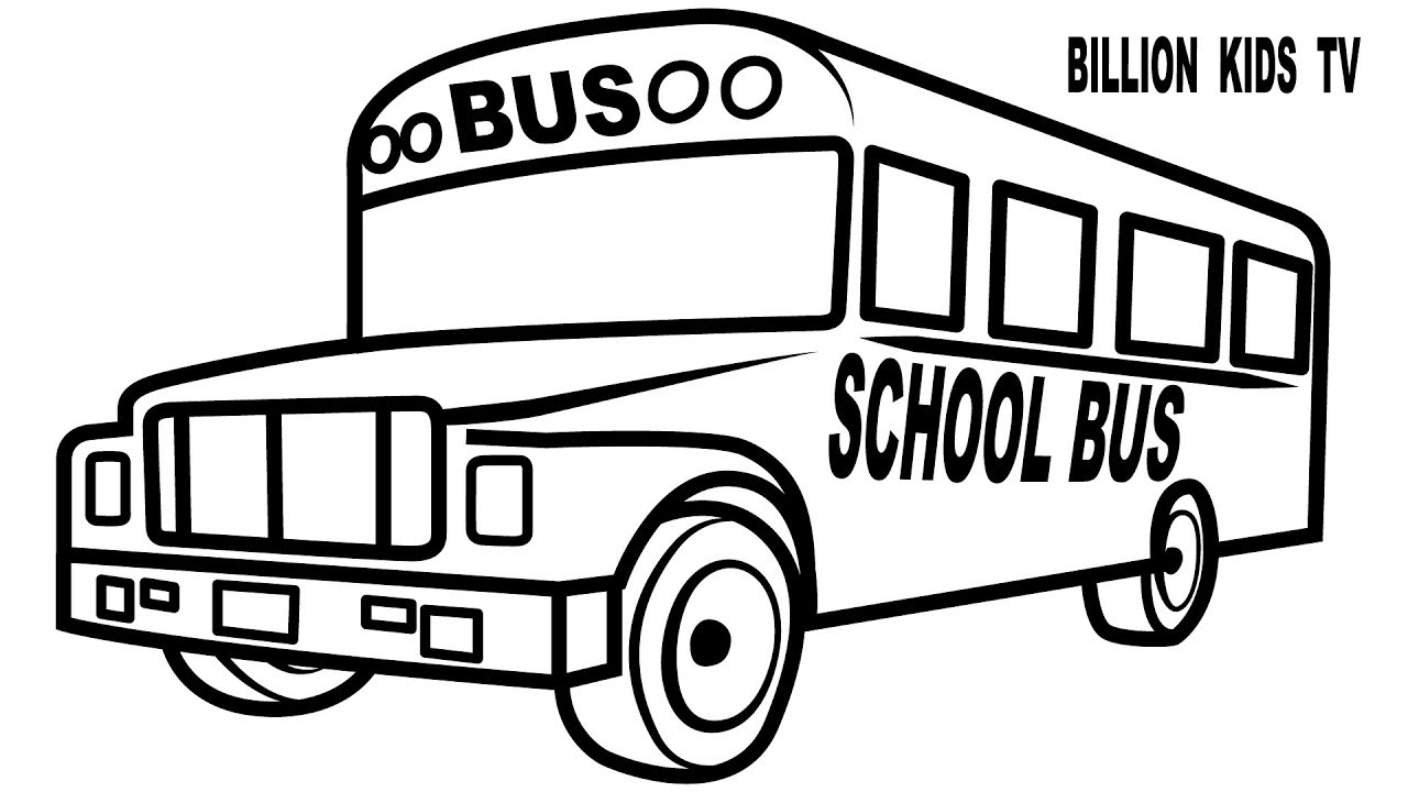 drawing of a bus school bus line art free clip art of bus drawing a