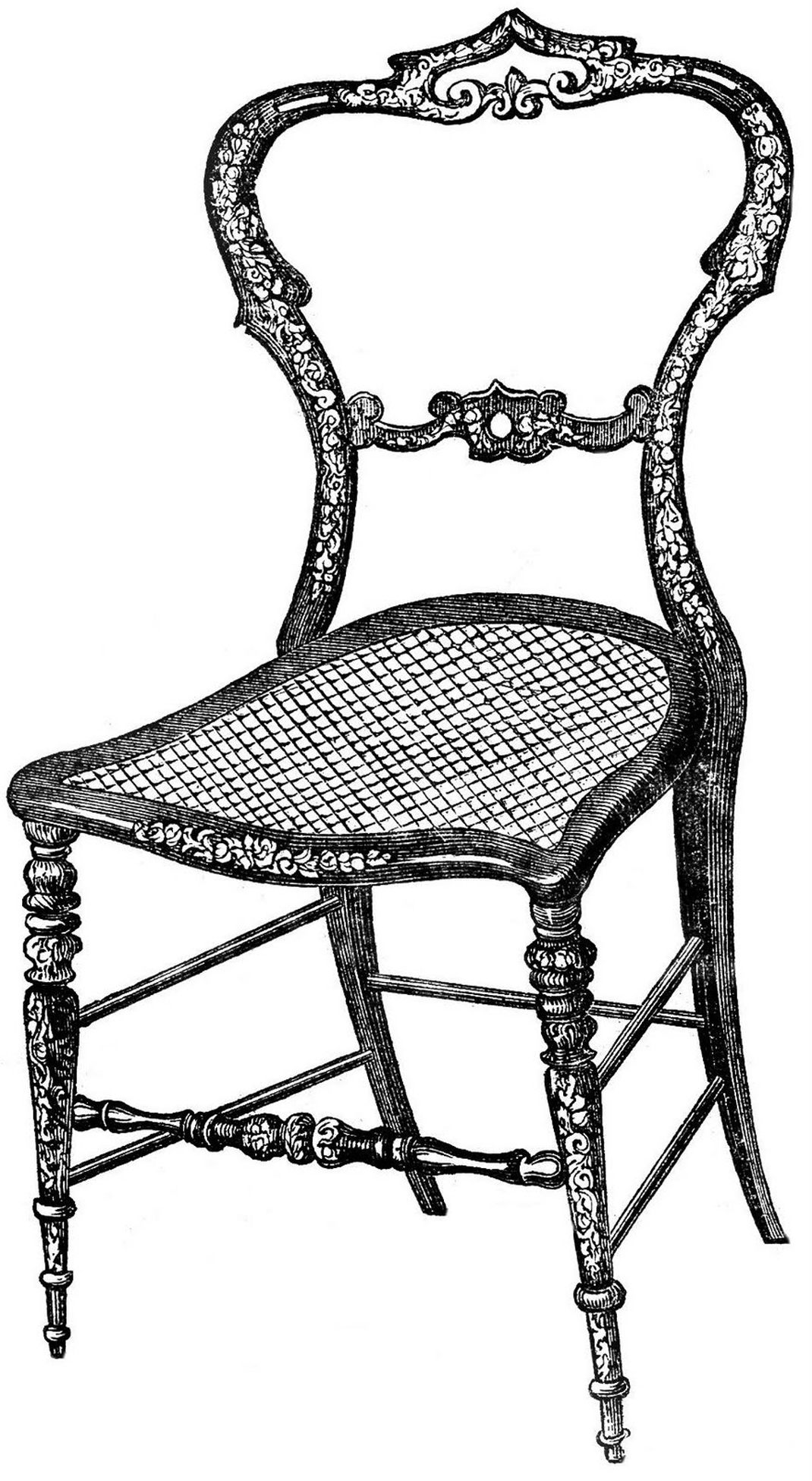 drawing of a chair chair line art free clip art chair a drawing of