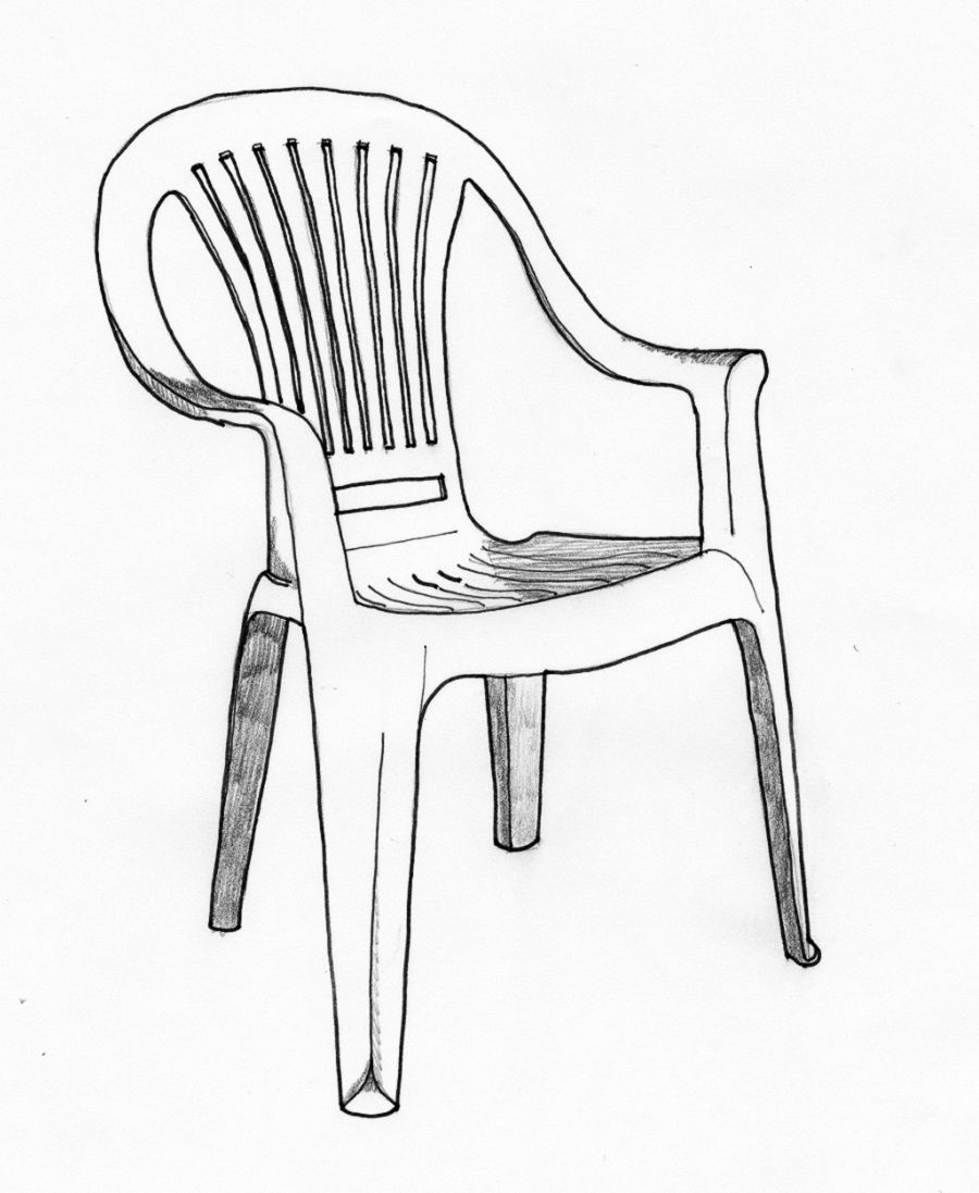 drawing of a chair chair line drawing free download on clipartmag drawing chair of a