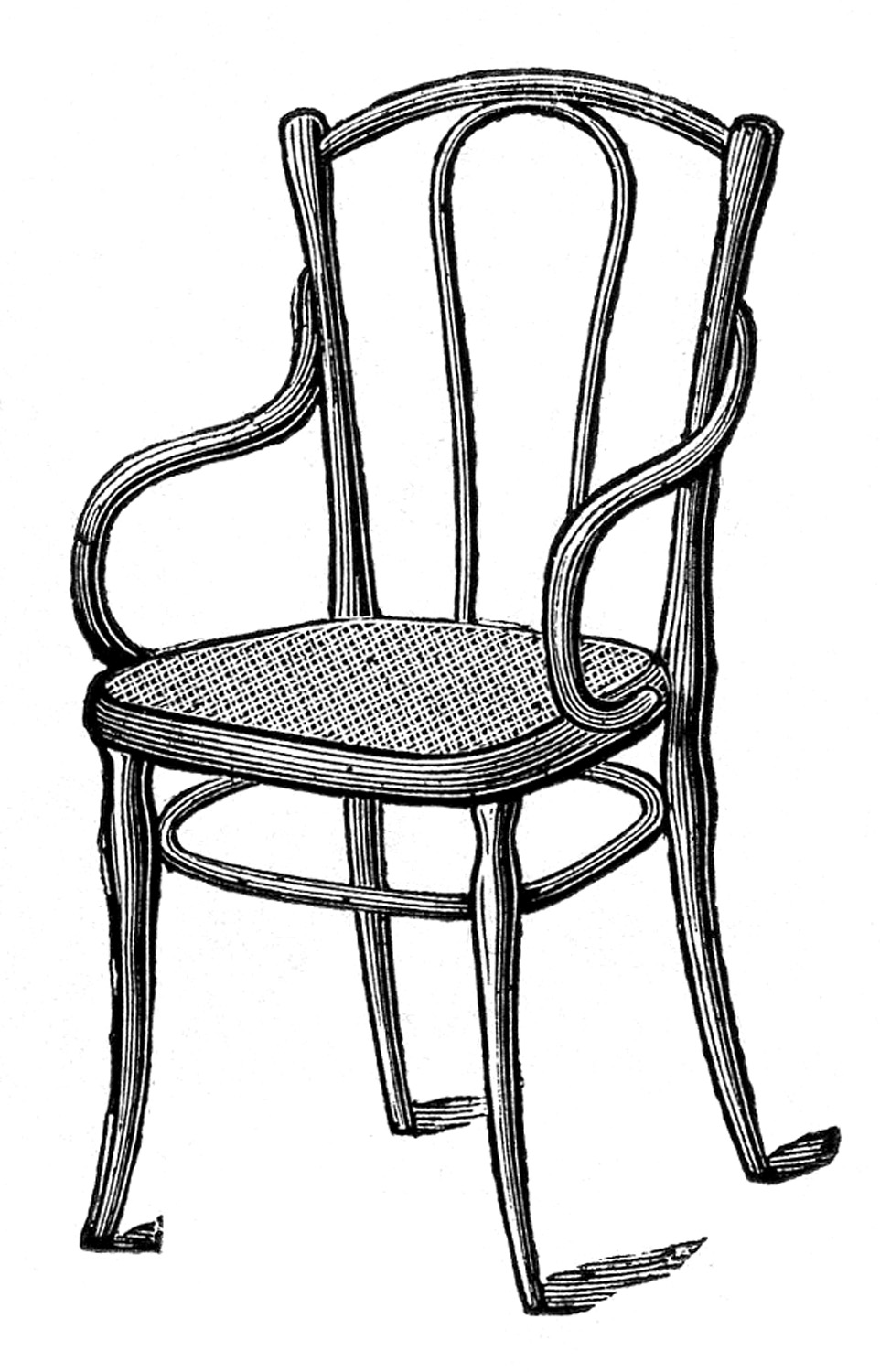 drawing of a chair isometric drawing of a chair at getdrawings free download a drawing chair of