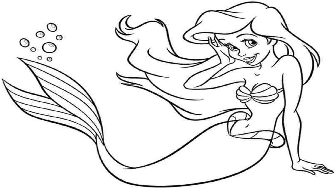drawing of a mermaid how to draw a mermaid easy drawing lesson for kids art drawing a of mermaid
