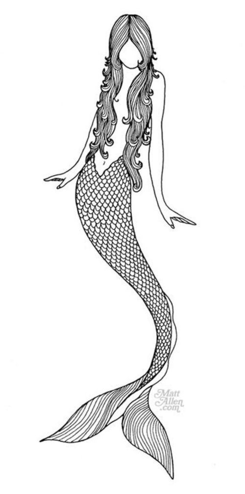 drawing of a mermaid pin by mouse diaz on my fairy world realistic mermaid mermaid a of drawing