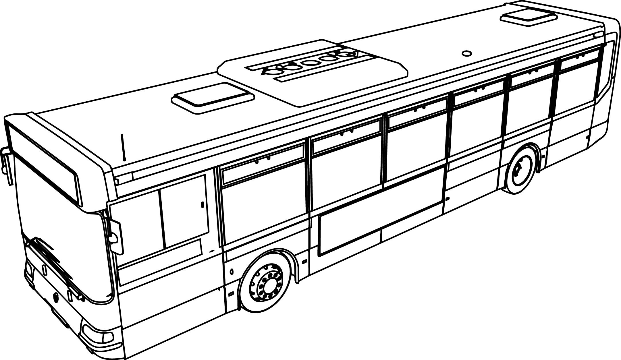 drawing of bus school bus 66 by jake jacobs bus drawing of