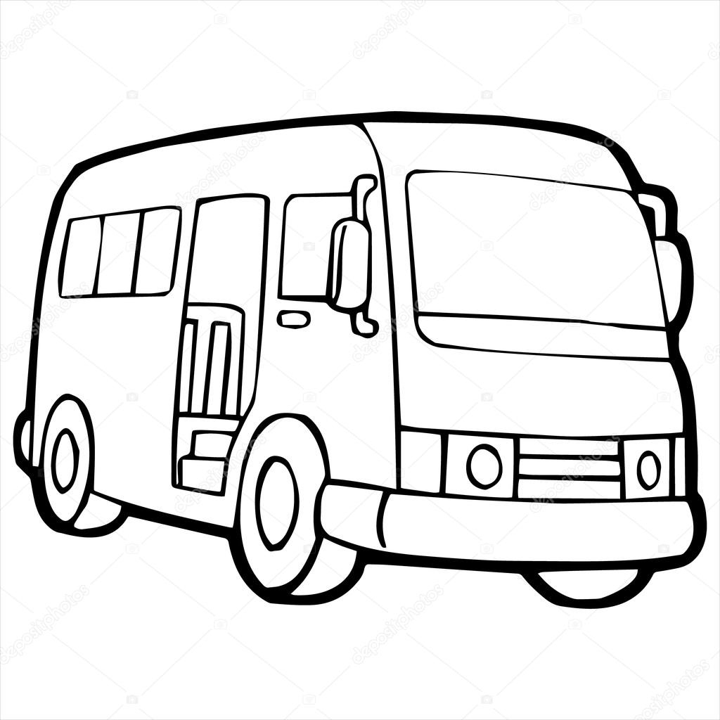 drawing of bus school bus line art free clip art of bus drawing