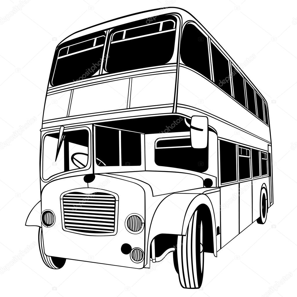 drawing of bus vw bus drawing at getdrawings free download drawing of bus