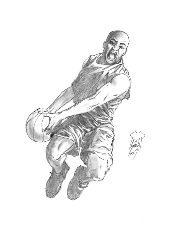 drawings of basketball players basketball player by sachalefebvre on deviantart players drawings of basketball