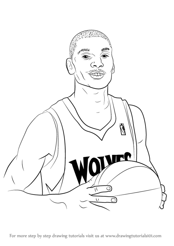 drawings of basketball players how to draw kawhi leonard nba draw it cute of basketball players drawings