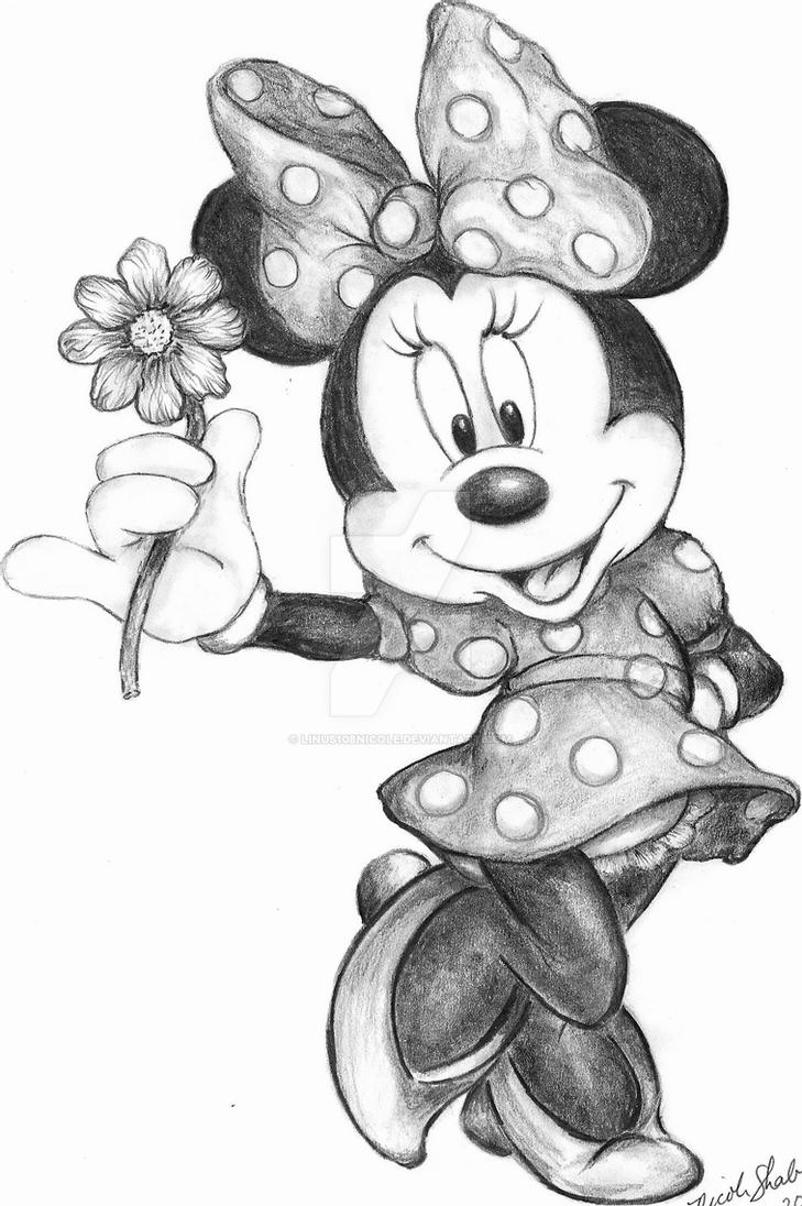 drawings of minnie mouse minnie head vector at vectorifiedcom collection of of mouse drawings minnie