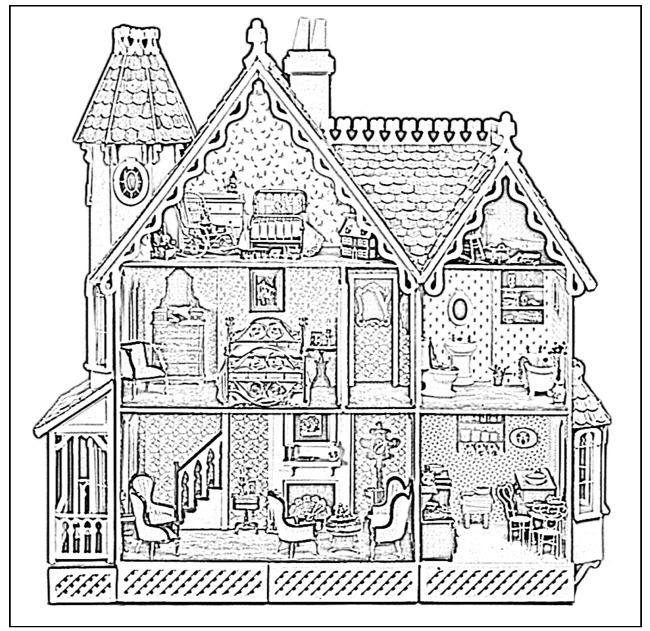 dream house coloring pages coloring book house az coloring pages with images pages house dream coloring