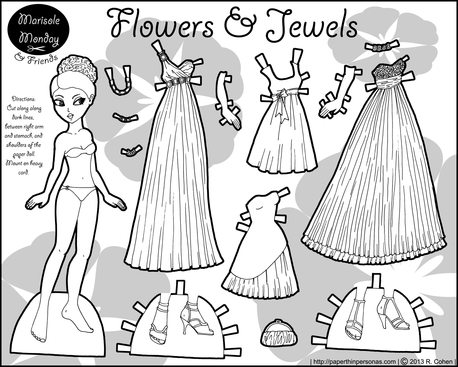 dress up paper dolls printable pixie puck archives page 6 of 10 paper thin personas dolls up printable paper dress