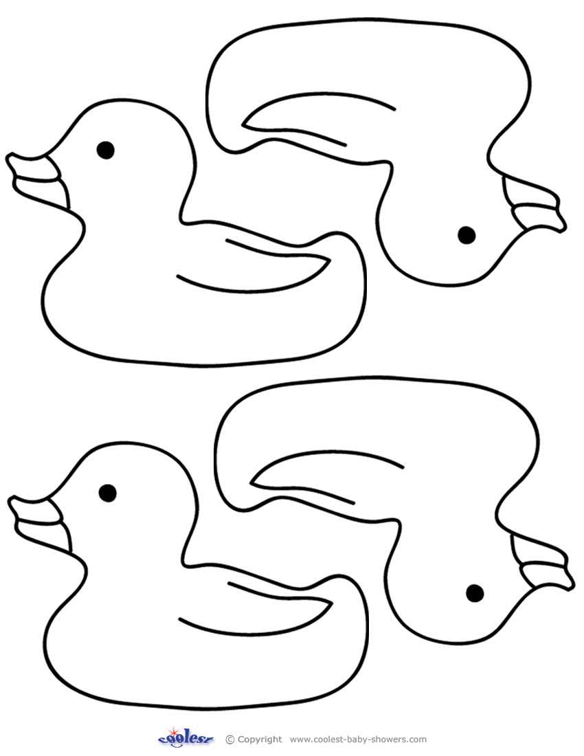 duck printable duck coloring pages printable duck