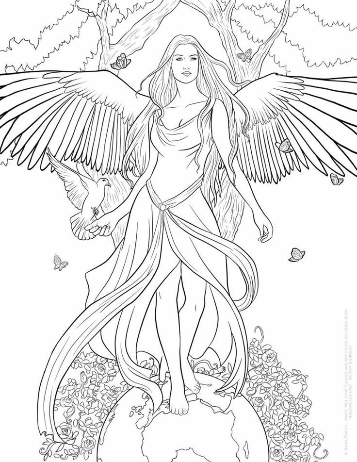 dutch angel dragon coloring pages pixilart this a base of trico from the last guardian by tnim dutch pages coloring angel dragon