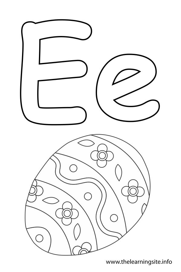 e for egg coloring page e is for egg coloring page cursive twisty noodle for egg coloring e page