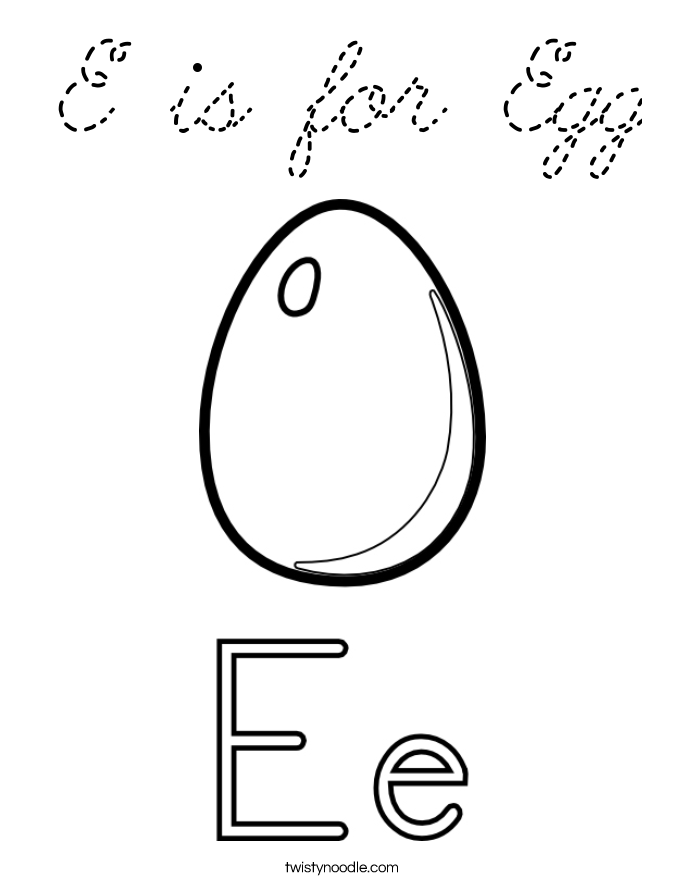 e for egg coloring page pin by maelin637 on letter e coloring eggs egg coloring egg page for e coloring