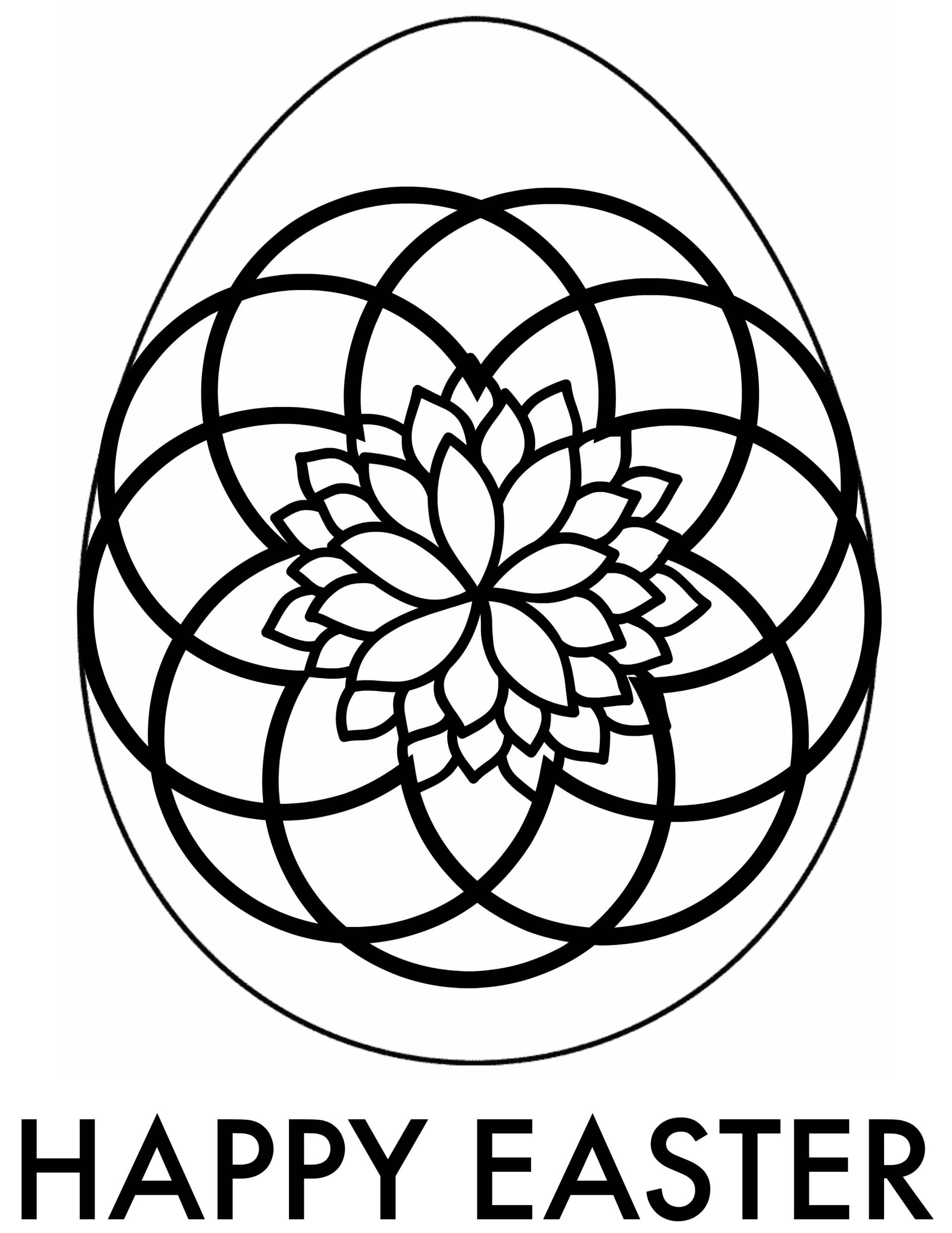 easter egg coloring pages easter egg hearts pattern coloring page free coloring pages easter egg coloring