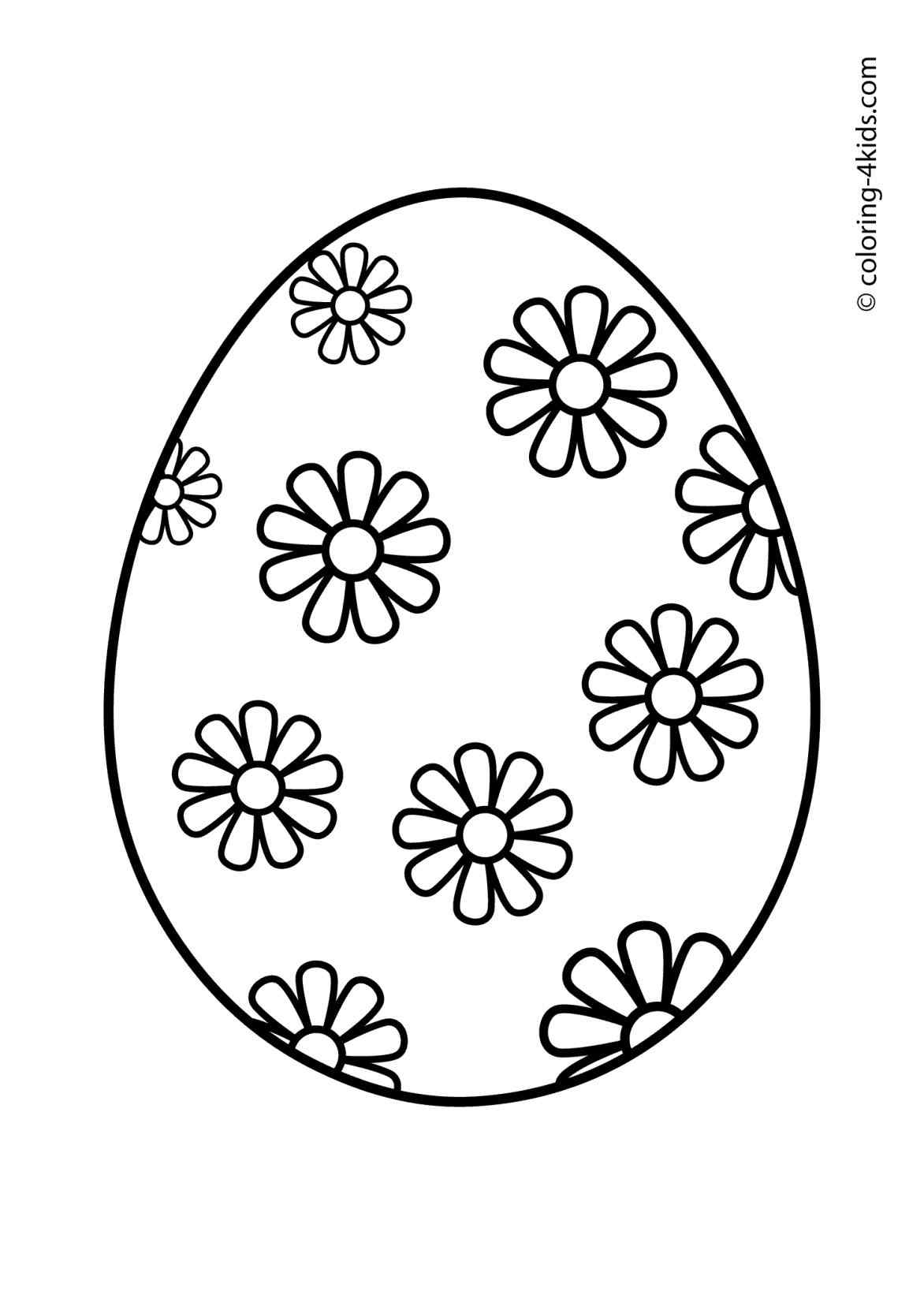 easter egg coloring pages free printable easter egg coloring pages coloring home egg easter coloring pages