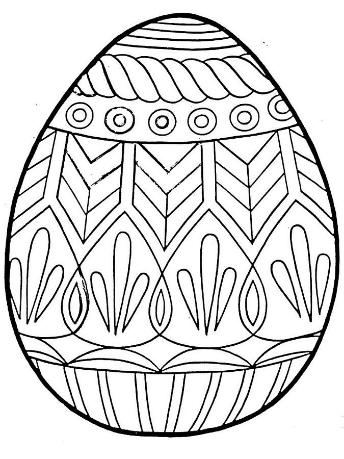 easter egg coloring pages printable easter egg coloring pages at getcoloringscom coloring easter pages egg