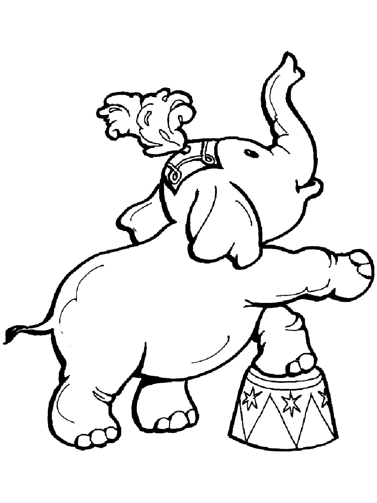 easy clown coloring pages cute clown coloring pages at getcoloringscom free pages clown easy coloring