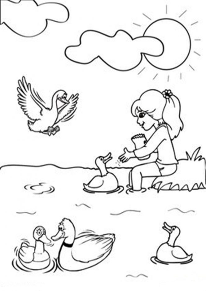 easy duck coloring pages easy color by number coloring home coloring duck pages easy
