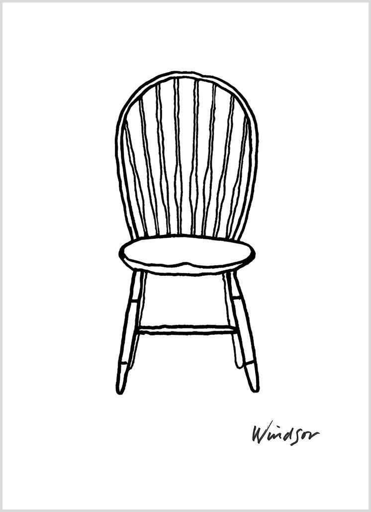 easy to draw chair chair drawing at getdrawings free download easy chair draw to