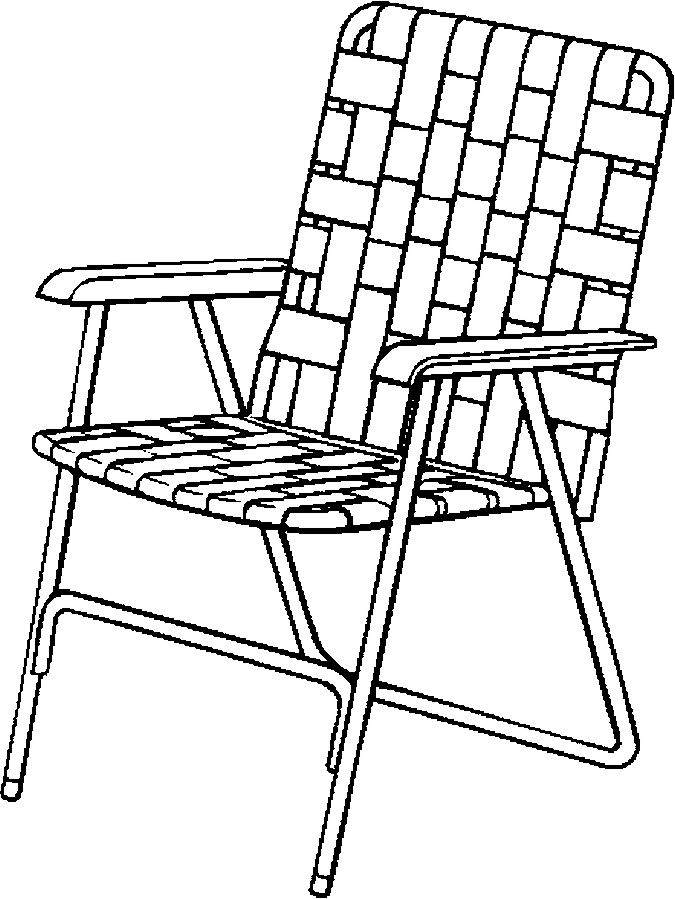 easy to draw chair chair drawing at paintingvalleycom explore collection easy chair draw to