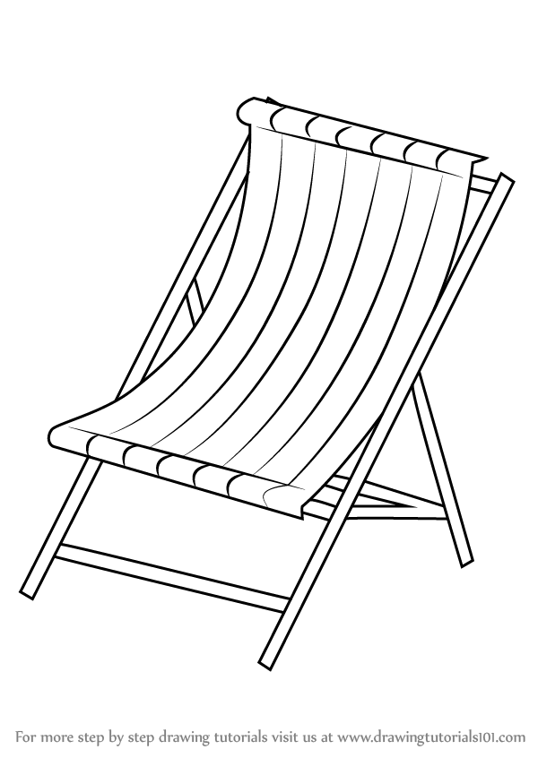 easy to draw chair how to draw a chair Эскизы интерьерных дизайнов Легкие chair easy to draw