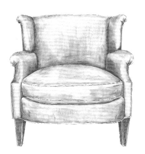 easy to draw chair learn how to draw a lounge chair furniture step by step chair draw to easy