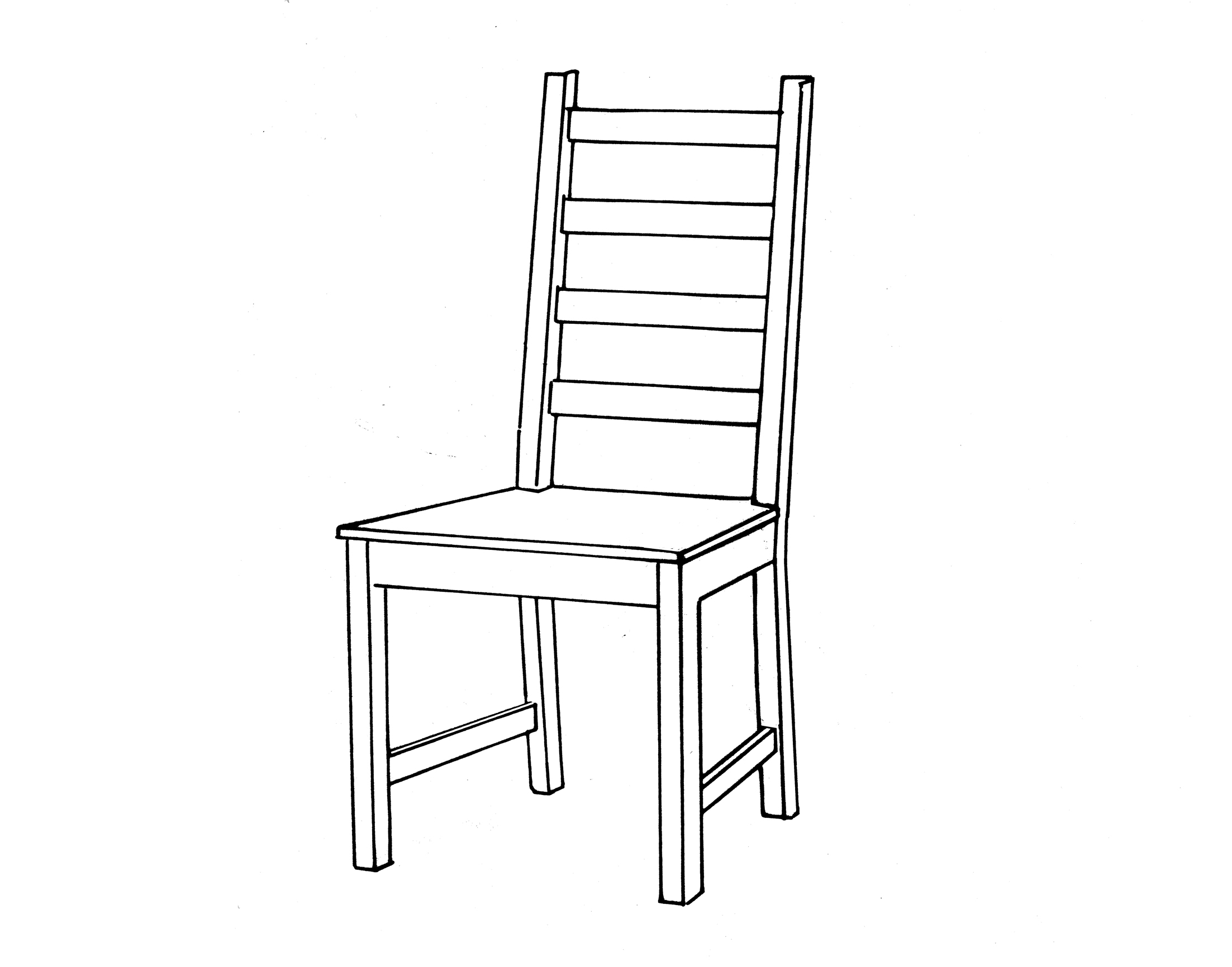 easy to draw chair pin on autocad program easy draw to chair