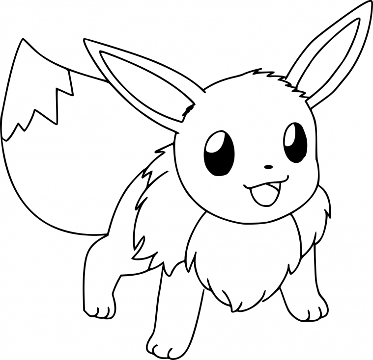 eevee printable coloring pages pokemon coloring pages eevee evolutions together in 2020 coloring eevee printable pages