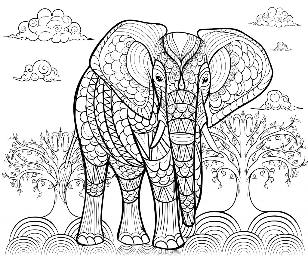 elephant coloring elephant coloring pages download and print elephant coloring elephant
