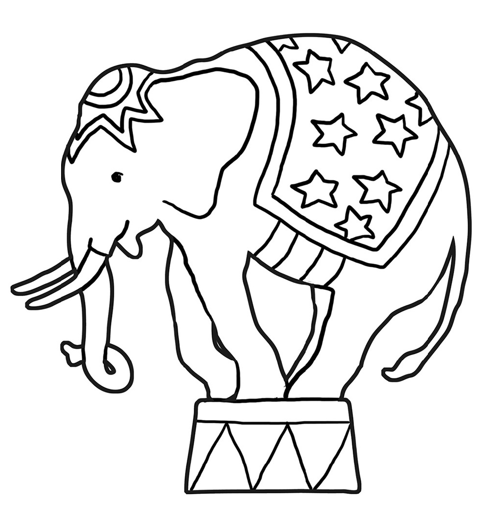elephant coloring elephant zentangle coloring pages at getdrawings free coloring elephant